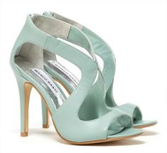 Mint Heels from Sole Society