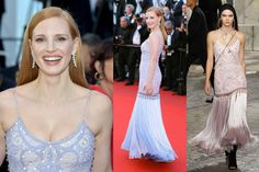 jessica chastain givenchy alfombra roja festival cannes