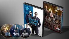 Lendas Do Crime - Capa | VITRINE - Galeria De Capas - Designer Covers Custom | Capas & Labels Customizados