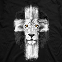 Lion Cross T-Shirt