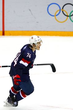TJ Oshie, Team USA, Sochi 2014...for two weeks out of the this year, I will root for Oshie, and admit he has great skills.