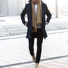 Mens fashion and style ideas – outfit accessories haircut and more. Mens fashion and style ideas – outfit accessories haircut and more. Mode Instagram, Instagram Fashion, Mode Outfits, Casual Outfits, Fashion Outfits, Men's Fashion, Fashion Ideas, Men Winter Fashion, Fashion Guide