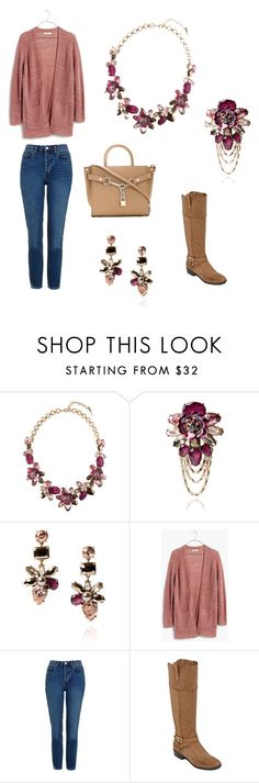 """Chloe and Isabel"" by candi-by-eve on Polyvore featuring Chloe + Isabel, Madewell, Topshop, Liz Claiborne and Alexander Wang chloeandisabel.com/boutique/evelynhettle"