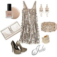 Night on the Town, Polyvore