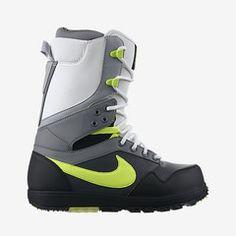 Nike Snowboarding Zoom DK Black Boots 2015