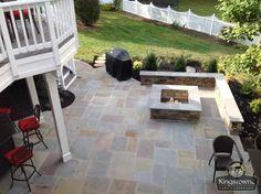 Patio Designer | Brick | Flagstone | Photos | Masonry | Concrete