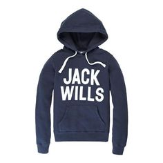 Jack Wills hoodie. I honestly only want it because Harry Styles has one:)