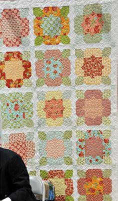 Notes from the Patch: Quilt Market wrap up and a giveaway