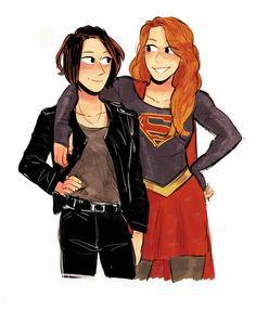 Resultado de imagem para serie supergirl kid