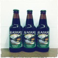 Alaskan Stout Beer