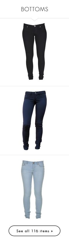 """BOTTOMS"" by trillest-queen ❤ liked on Polyvore featuring jeans, pants, bottoms, calças, leggings, women, dr. denim, grey skinny jeans, red skinny jeans and purple skinny jeans"