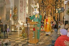 """Durnowaci duchowniacy judeochrześcijańskiego """"kościoła"""" w swoim obłędzie wzajemnie prześcigają się w bluźnierstwach."""