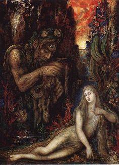 Gustave Moreau, Galatea