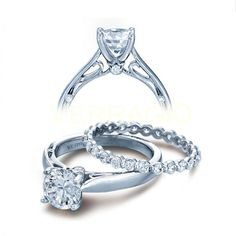 Verragio Couture ENG-0409R Pave Engagement Ring