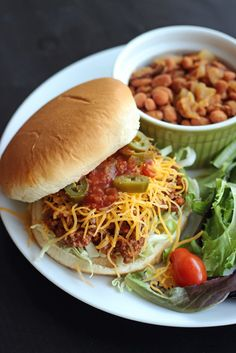 It's not that these were bad, we just didn't care for them.  I won't be making them again. Taco Sloppy Joes