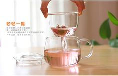 aeProduct.getSubject() Glass Teapot, Water Glass, Flower Tea, Tea Time, Tea Pots, Mason Jars, Milk, Tableware, Mugs