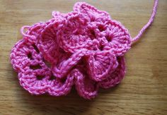A rose is a rose is a rose. But a crochet rose is much better than a rose!   Why, you ask? Well its oh-so-cute, it blooms all round the year in every color you want and what's more you m…