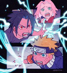 Anime Naruto, Naruto Fan Art, Naruto Sasuke Sakura, Naruto Cute, Naruto Funny, Otaku Anime, Manga Anime, Wallpaper Naruto Shippuden, Naruto Uzumaki Shippuden