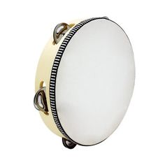 8 inch Hand Beat Tambourine Drum Bell Kid Toy Gift for Music Education #women, #men, #hats, #watches, #belts, #fashion, #style
