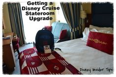 Getting a Disney Cruise Stateroom Upgrade isn't unheard of. It happens more than you think. Here is how we scored one!