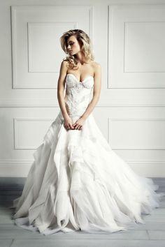 c0bcd1ba8dda3 Haute Couture Wedding Dresses by Australia s Pallas Couture  www.elegantwedding.ca Elegant Wedding Dress