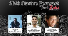 TechZulu Presents   2016 LA Investor Startup Forecast - http://techzulu.com/2016-la-investor-startup-forecast/