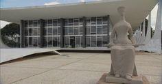 STF recebe ações contra manutenção dos direitos políticos de Dilma
