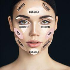 P R O X I M A M E N T E  NUEVO #makeup PARA AFILAR TU HERMOSO ROSTRO SEPARA EL TUYO!APRENDE A UTILIZAR EL #CONTOURING #BLUSH Y #HIGHLIGHTER  CON PRÁCTICA LO LOGRARAS ES FÁCIL!