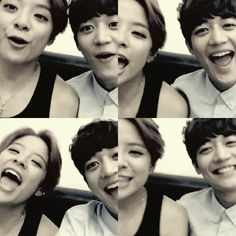 Choi Min and Lui