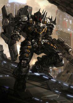 Gran robot