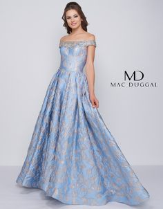 Mac Duggal Ballgowns 2020 2020 Prom Dresses, Pageant, Homecoming and Formal Dresses - Girli Girl Blue Ball Gowns, Ball Gown Dresses, Dress Up, Grad Dresses, Pageant Dresses, Formal Dresses, Quince Dresses, Quinceanera Dresses, 15 Dresses