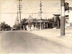 SE 39th & Powell, c1937