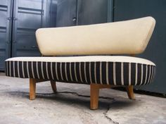 curved furniture | Bleu - Seating