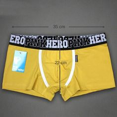 Trendy Style Men Underwear Cotton Sexy Underpants Mens Breathable Boxer Shorts Panties for Men gay male underwear Men cueca 1pcs