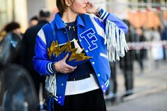 On the Streets of Milan Fashion Week Fall 2015 - Milan Fashion Week Fall 2015 Street Style Day 2