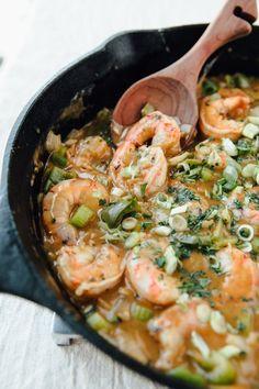 Shrimp Etouffee Recipe