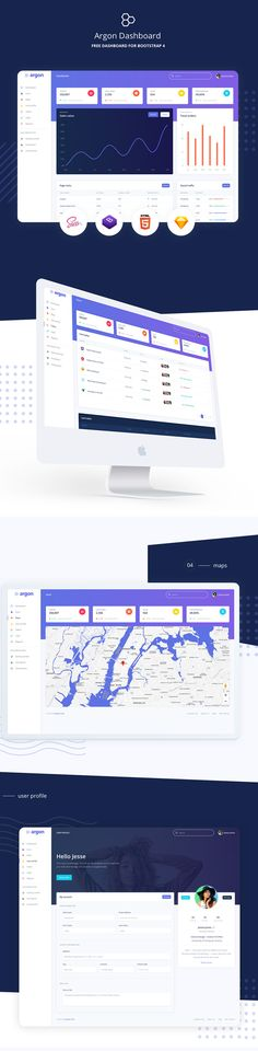 Freebies for Free Dashboard UI/UX Template for Bootstrap 4 Ui Ux Design, Layout Design, Graphic Design, Dashboard Ui, Ui Web, App Ui, Mobile Ui, Motion Graphics, Kara