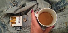 Coffee And Cigarettes, Latte, Tableware, Food, Kaffee, Dinnerware, Tablewares, Essen, Meals