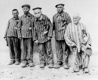 """In the early years of Nazi Germany, Hitler ordered the euthanasia program, codenamed Aktion T4, to eliminate those """"unworthy of life"""". The first series of murders were by starvation, then lethal injection before finally evolving to the gas chamber and cremation. Unlike in the concentration camps  doctors, not soldiers, were put in charge of deciding those who were executed. Over 400,000 Germans we"""