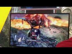 PAX East: Dark Souls Remastered Nintendo SWITCH Blighttown Gameplay http://bit.ly/2lnzap3 #nintendo