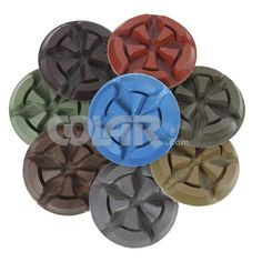 Disco de Polimento T-BONE - polimento de concreto - polir concreto - disco de polimento - concreto - www.colar.com