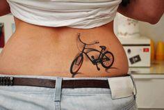 Denis Sivak Tattoo | Bicycle