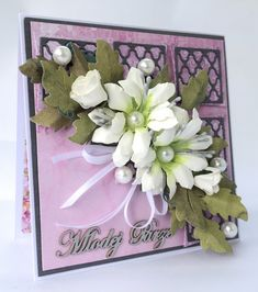 Card Making Templates, Card Making Kits, Card Making Supplies, Card Making Tutorials, Card Making Inspiration, Card Maker, Flower Cards, Cute Cards, Stampin Up Cards