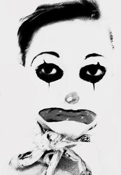 sad clown, bad dub.....hehe
