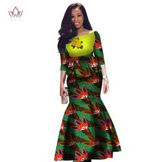 African clothes for women,Two Pieces Set Women Half Sleeve Crop Tops & Long Maxi Skirt Sets Modest Dresses, Dresses For Work, Long Maxi Skirts, Winter Fashion Outfits, African Women, Half Sleeves, Skirt Set, African Clothes, Crop Tops