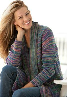 Multi-colored marled sweater | Plus Size Sweaters | Woman Within  GOT IT!