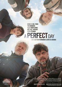 Fedja Stukan, Olga Kurylenko, Melanie Thierry, Benicio Del Toro, Tim Robbins, A Perfect Day
