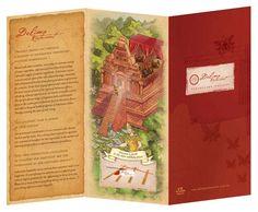 Restaurant Brochures  Graphic Design    Brochures