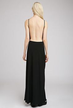 Cowl Neck Maxi Dress   Forever 21 - 2000077717