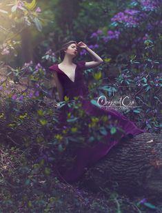 Photographer: Original Cin Photography Dresses arranged by: Art Photo Projects Model: Thirsa Nijwening Dress: Secret Garden Dress Muah: Carly Heemstra